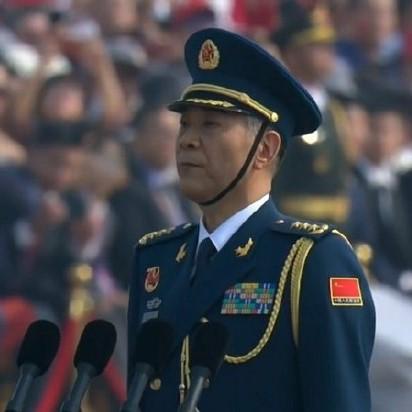 中部战区司令员的名字叫什么?