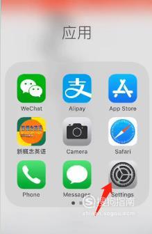 蘋果手機怎么將英文設置成中文