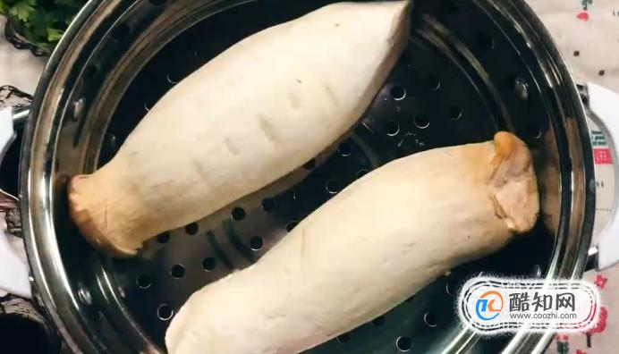 如何制作涼拌杏鮑菇?