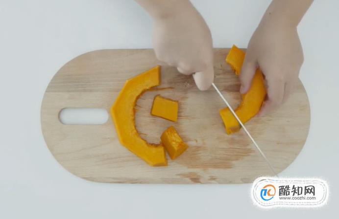 如何制作南瓜發糕?