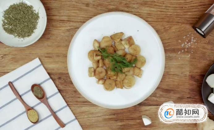 杏鮑菇煎烤元貝怎么做?