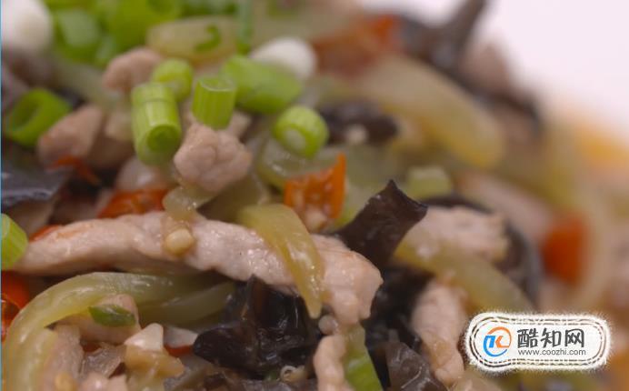 怎么做鱼香肉丝?