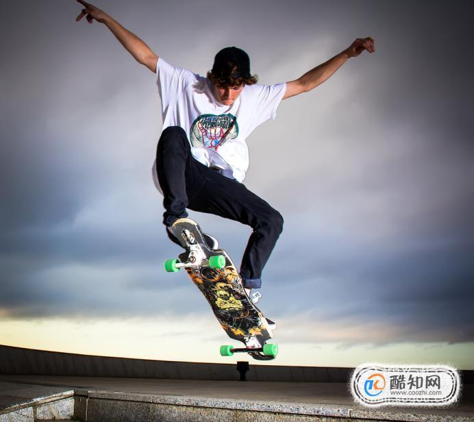 怎样快速学会滑板。