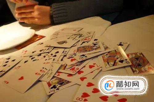 扑克牌升级怎么玩?