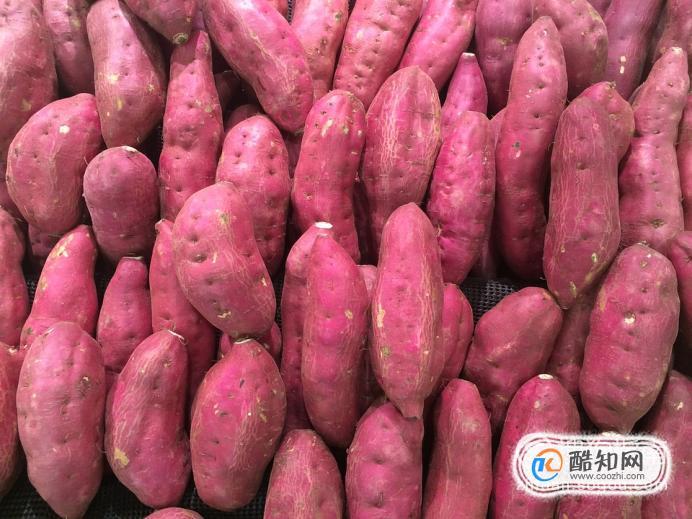 超级简单的烤红薯方法--家用烤箱烤红薯