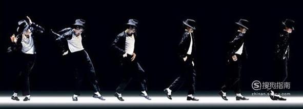 迈克尔杰克逊太空舞步教学