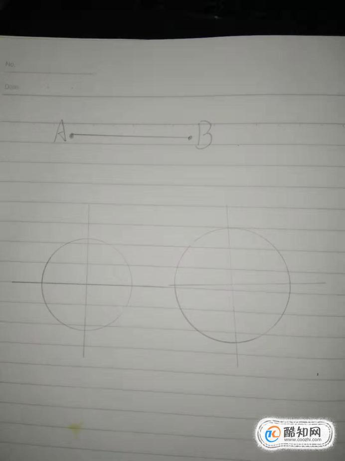 如何找已知的圓和圓的內連接弧圓 弧連接畫法