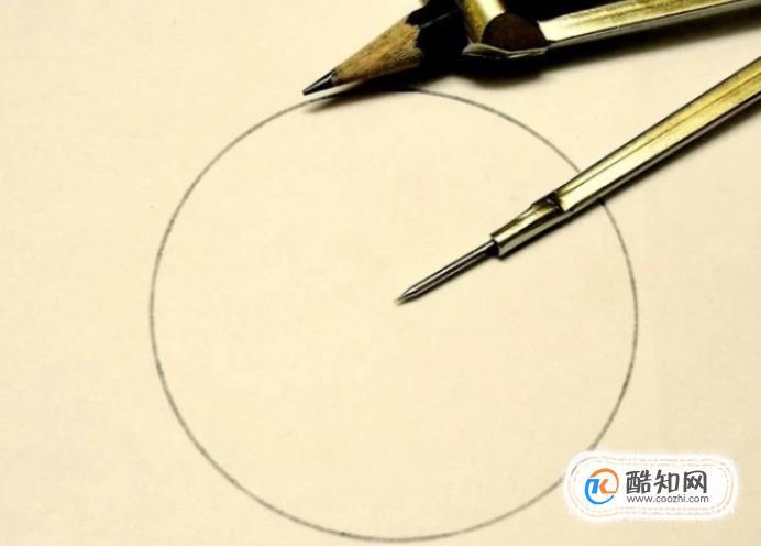 怎么把一张纸剪成圆形