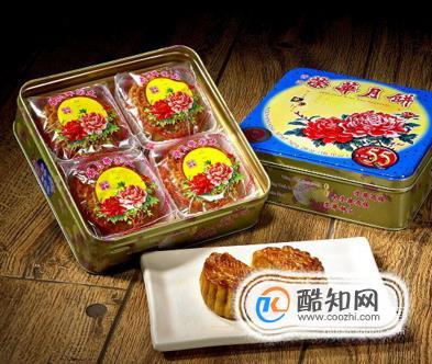 中國月餅的十大品牌