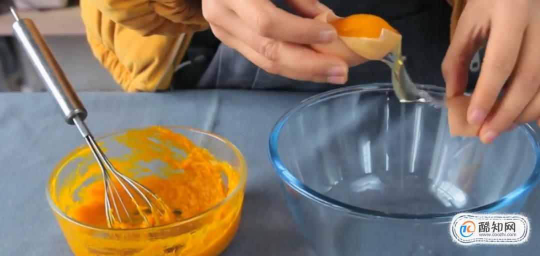 南瓜蛋糕的做法