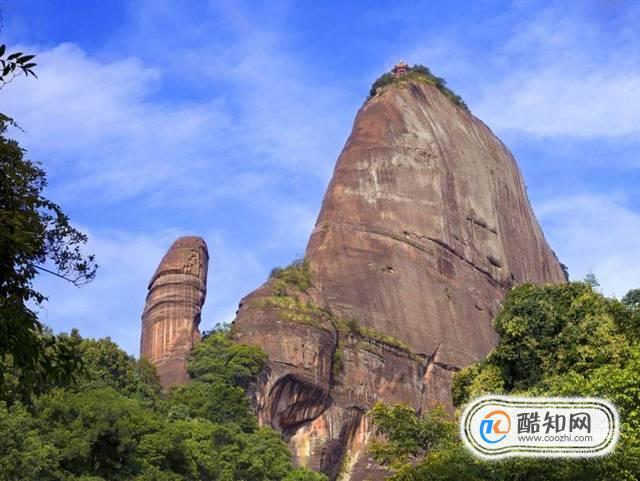 丹霞山兩日旅游攻略