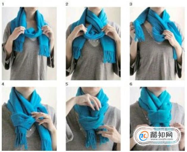 8种最受欢迎的漂亮围巾围法