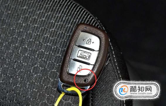 北京现代领动车钥匙怎么换电池