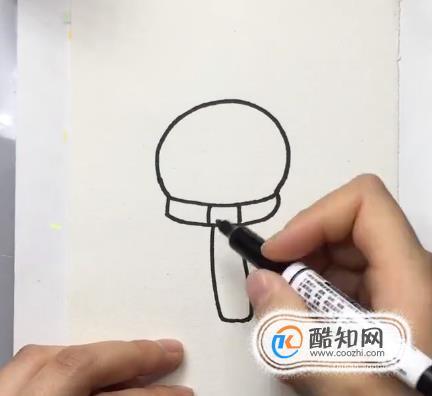 怎樣畫雪人簡筆畫?
