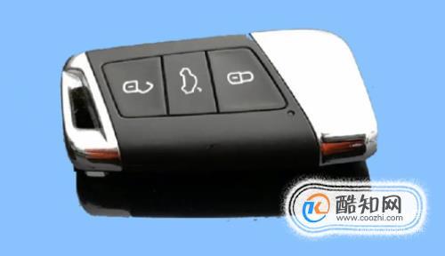 迈腾车钥匙怎么换电池