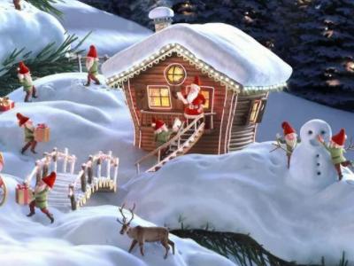 圣诞节挂饰手工制作,驯鹿制作方法