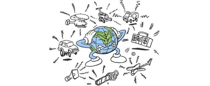 为什么噪声也是污染?