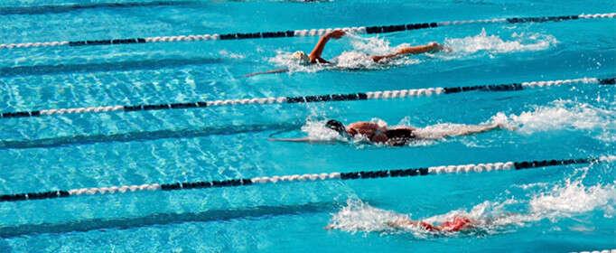 为什么大赛的标准泳池水深要求三米?