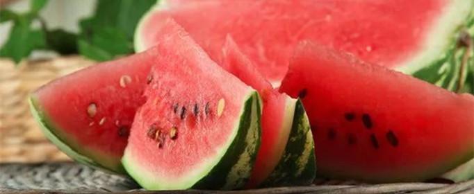 为什么西瓜种子在果实内不会发芽?