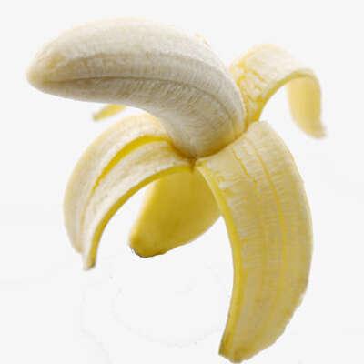 成熟的香蕉形状为什么大都是弯的?