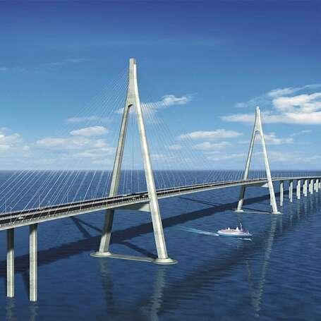 跨海大橋建筑難度很高部分原因是什么?