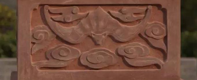建筑上雕刻蝙蝠寓意着什么?