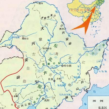 东北三省是哪三省?